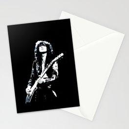Jimmy Page Stationery Cards
