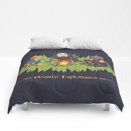 World Explorers Comforters