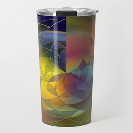 polar under construction Travel Mug