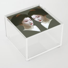 Geiko Acrylic Box