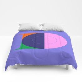 D - Vicente Typeface Comforters