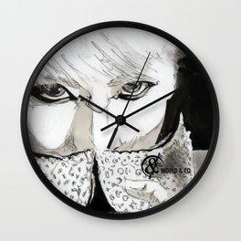 SHINee's Jonghyun Wall Clock
