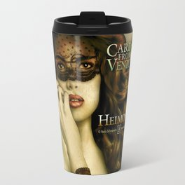 HEIMONA - CARDS FROM VENICE Travel Mug