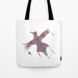 Color for Life II Tote Bag