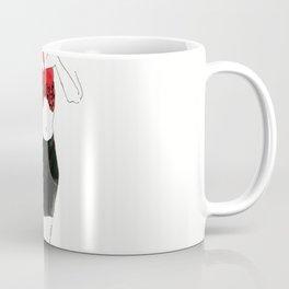 With heart and skirt Coffee Mug