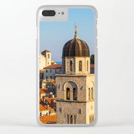 DUBROVNIK 04 Clear iPhone Case