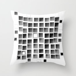 Pixel  Fashion 03 Throw Pillow
