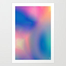 Angel's Breath Art Print