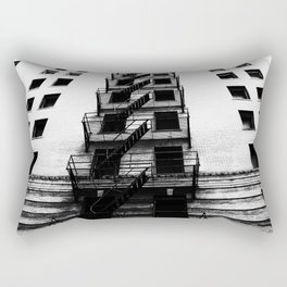 escape. Rectangular Pillow