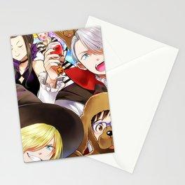 Yuri On Ice  Stationery Cards