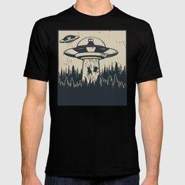 Unidentified Feline Object T-shirt