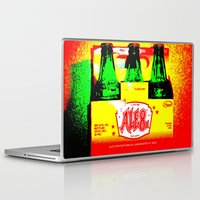 ale giorgini Laptop & iPad Skins featuring Ale-8-One (6 Pack) by Silvio Ledbetter