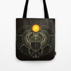 Sacred Scarab (v2) Tote Bag