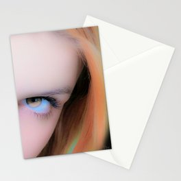 The Left Look Stationery Cards
