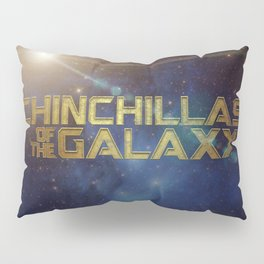 Chinchillas of the Galaxy Pillow Sham