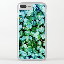 Grow Brighter Clear iPhone Case