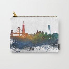 San Francisco Skyline  Carry-All Pouch