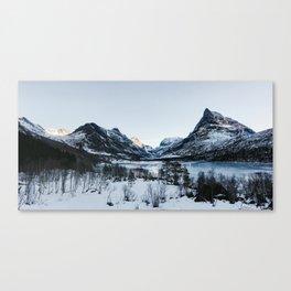 Fantastic Norway Canvas Print