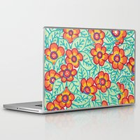 matisse Laptop & iPad Skins featuring Matisse Colours  by Lucy Auge