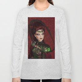 Chica Alienigena Long Sleeve T-shirt