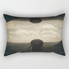 I'm Lost In Celebrating, I'm Not The Only One Rectangular Pillow