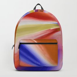 Colorful Painting Backpack