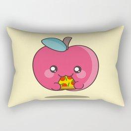 Unhealthy food Rectangular Pillow