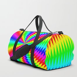 Tunnel of Distraction Remix 3 Duffle Bag