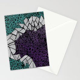 Engulf Stationery Cards