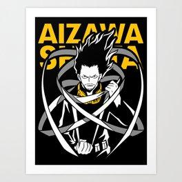 Aizawa Shota Art Print
