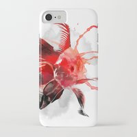 goldfish iPhone & iPod Cases featuring Goldfish by Robert Farkas