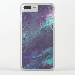 Ripple Clear iPhone Case