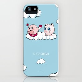 Sugar High iPhone Case
