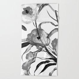 Flowers -a101 Beach Towel