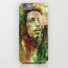 Reggae Rebel (Marley) Slim Case iPhone 6s