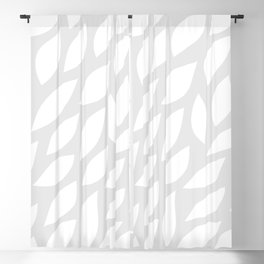 Nature Geometry Blackout Curtain