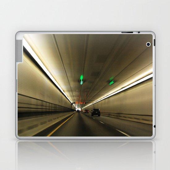 The Tunnel Laptop & iPad Skin