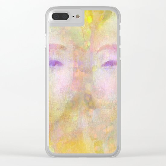 Soulmate Clear iPhone Case