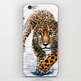 Jaguar iPhone Skin