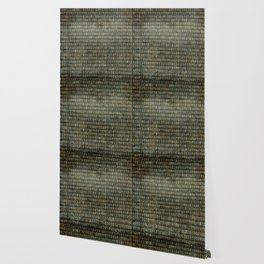 Binary Code with grungy textures Wallpaper