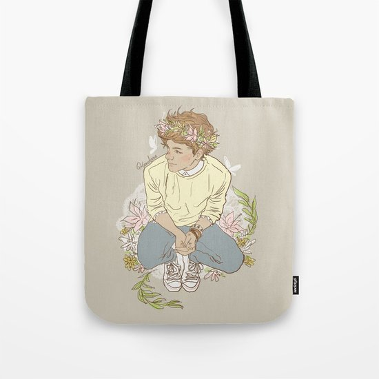 """ The Sun-Kissed Boy "" Tote Bag"