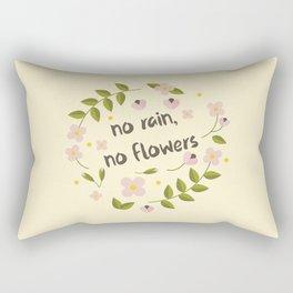 The Inspirational Quote IV Rectangular Pillow
