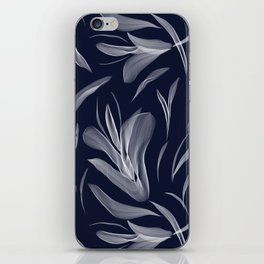 Digital floral iPhone Skin
