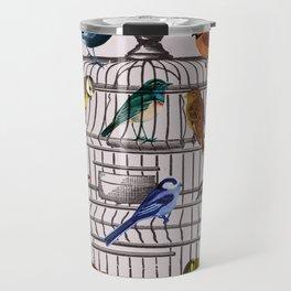 Bird cage Travel Mug