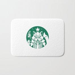 Starfox Coffee Bath Mat