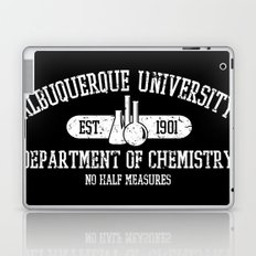 Respect the Chemistry (dark background) Laptop & iPad Skin