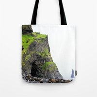 the goonies Tote Bags featuring Goonies by Andrea Coan