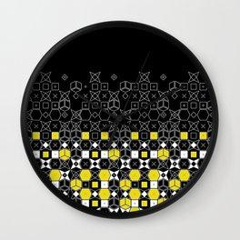 worn off_2 Wall Clock