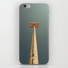The T iPhone Skin