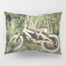 Abandoned Bicycle Pillow Sham